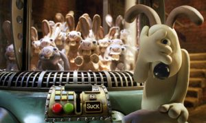 Wallace and Gromit - Oster-Werbung